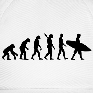 Evolution Surfen T-Shirts - Baseballkappe