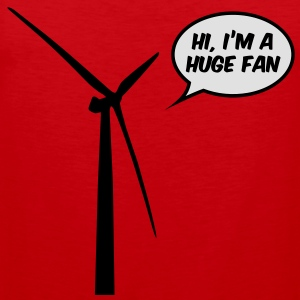 Huge Fan Sweatshirts - Herre Premium tanktop