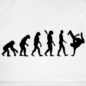 Breakdance T-Shirts - Baseballkappe