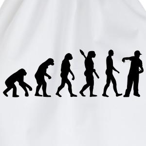 Evolution Rapper Kinder T-Shirts - Turnbeutel