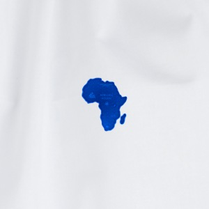 Blue Africa - Drawstring Bag