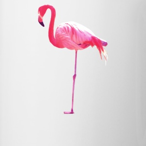 Pink Flamingo Kinder T-Shirts - Tasse
