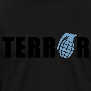 terror Hoodies & Sweatshirts - Men's Premium T-Shirt