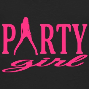 party girl - T-shirt manches longues Premium Homme