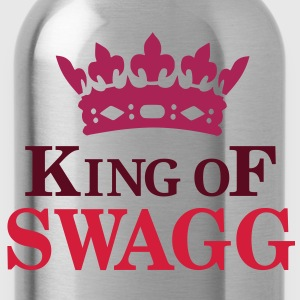 King of SWAGG Hosen & Shorts - Trinkflasche