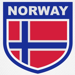 norway_emblem T-Shirts - Baseball Cap