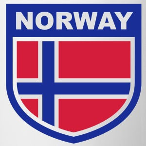 norway_emblem T-Shirts - Mug
