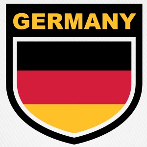 germany_emblem T-Shirts - Baseball Cap