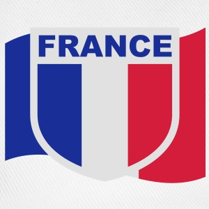 france_emblem T-Shirts - Baseball Cap