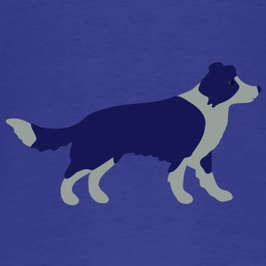 Border Collie  Bags  - Men's Premium T-Shirt