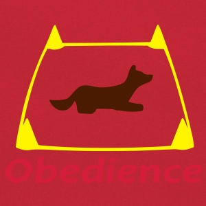 Obedience 1 Box T-Shirts - Retro Tasche