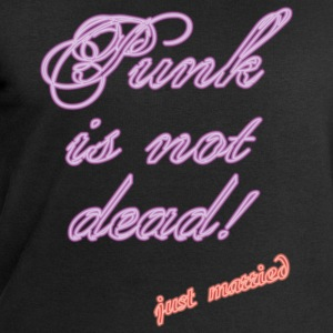 punk is not dead - purple T-shirts - Sweatshirt herr från Stanley & Stella