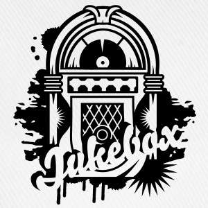 Jukebox Graffiti  T-Shirts - Baseballkappe