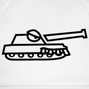 tank_monster Tee shirts - Casquette classique