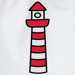 light_tower Camisetas - Mochila saco