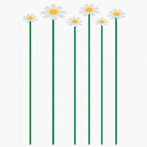 growing_flowers T-shirts - Herre premium T-shirt med lange ærmer