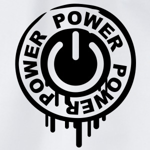 power_stamp T-shirts - Gymnastikpåse