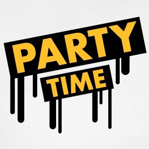 party_time_graffiti T-shirts - Basebollkeps