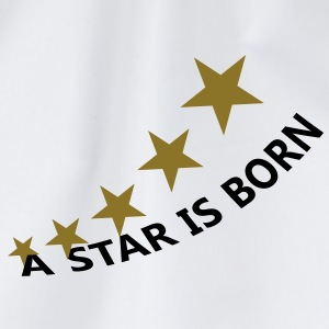 a_star_is_born T-shirts - Gymtas