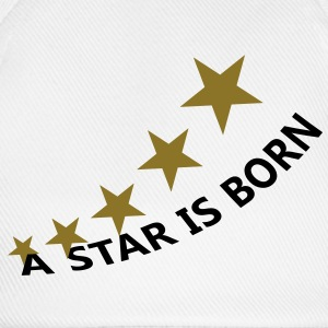 a_star_is_born T-shirts - Basebollkeps