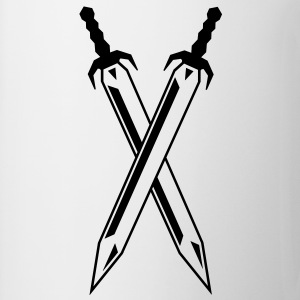 two_swords T-shirts - Mugg