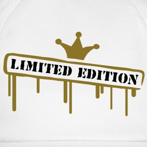 limited_edition_crown T-shirts - Basebollkeps