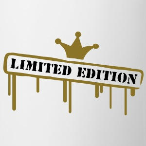 limited_edition_crown Camisetas - Taza
