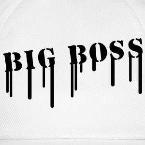 big_boss_paint T-shirts - Baseballkasket