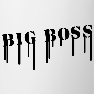 big_boss_paint T-shirts - Kop/krus
