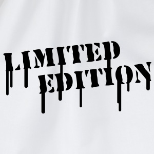 limited_edition_paint T-shirts - Gymnastikpåse
