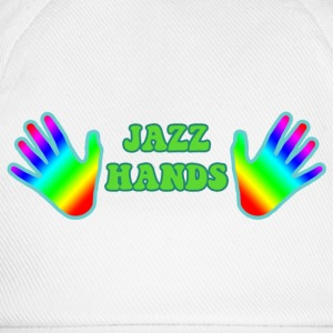 Jazz Hands T-Shirts - Baseball Cap
