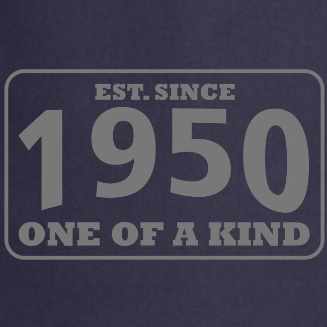 1950 - One Of A Kind