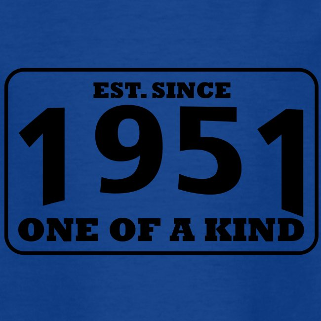 1951 - One Of A Kind