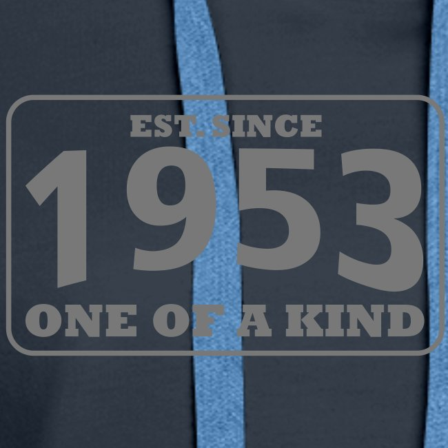1953 - One Of A Kind