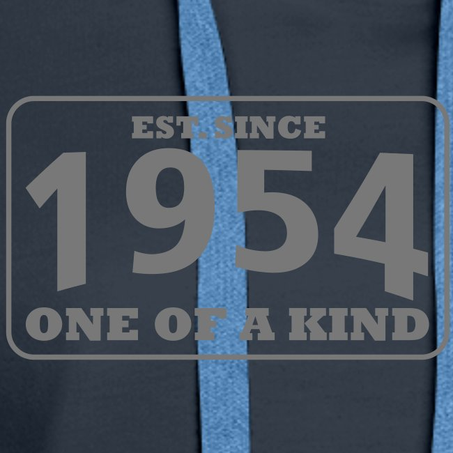1954 - One Of A Kind