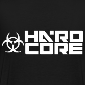 hard-core5 Sweat-shirts - T-shirt Premium Homme