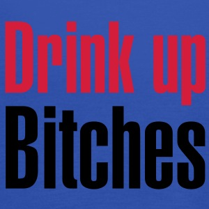 Drink up bitches - Singlet for kvinner fra Bella