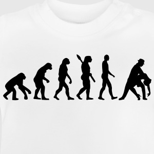 Evolution Tanzen Kinder T-Shirts - Baby T-Shirt