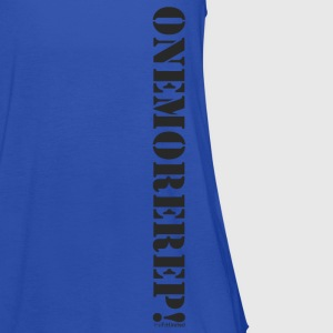 onemorerep_logo T-Shirts - Women's Tank Top by Bella