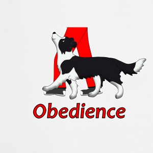 Obedience BC 2 T-Shirts - Cooking Apron