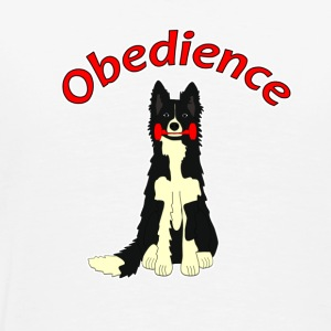 Obedience 2 Velvet Hoodies & Sweatshirts - Men's Premium T-Shirt