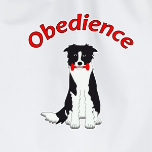 Obedience Border Collie 2 T-shirts - Gymtas