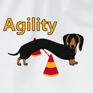 Agility Teckel Sweaters - Gymtas
