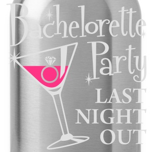 Bachelorette Party last night out - Water Bottle