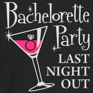 Bachelorette Party last night out - Men's Premium Longsleeve Shirt