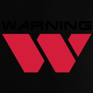 Warning__V001 Bags  - Baby T-Shirt
