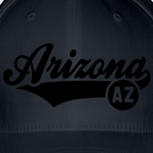 Arizona AZ T-Shirt - Flexfit Baseball Cap