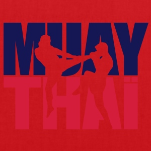 Muay thai logo T-Shirts - Tote Bag