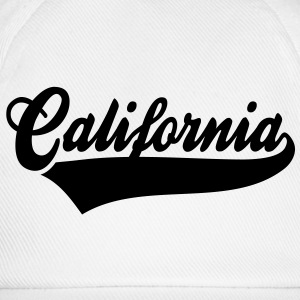 California T-Shirt BW - Baseball Cap