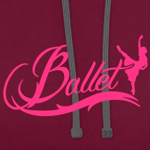 ballet T-Shirts - Sweat-shirt contraste